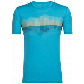 Icebreaker TECH LITE SS CREWE COOK REFLECTED - Herren T-Shirt