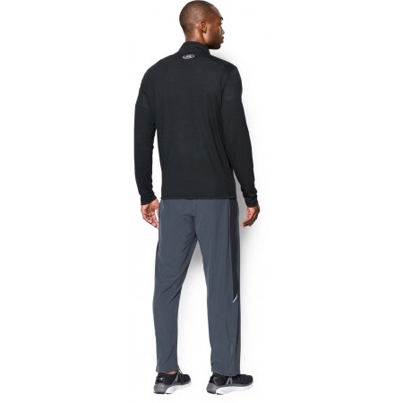 Herren T-Funktionssweart - Under Armour THREADBORNE STREAKER 1/4 ZIP - 6