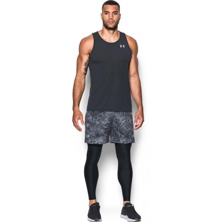 Kompressions-Laufleggings für Herren - Under Armour RUN TRUE HEATGEAR TIGHT - 3