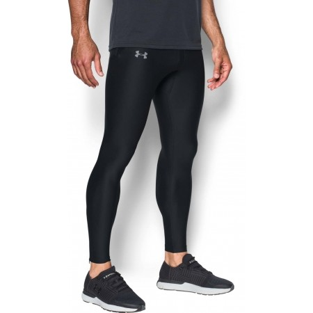 Kompressions-Laufleggings für Herren - Under Armour RUN TRUE HEATGEAR TIGHT - 5