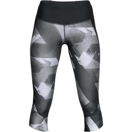 Under Armour FLY FAST PRNTD CAPRI - Damen Kompressions-Caprihose