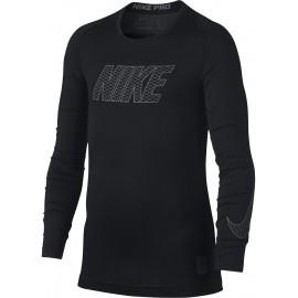 Nike PRO TOP LS COMP - Jungen T-Shirt