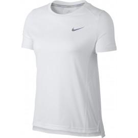 Nike MILER TOP SS W - Damen T-Schirt mit kurzen Ärmeln