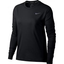 Nike DRY ELEMENT TOP LS W - Damen T-Schirt mit langen Ärmeln