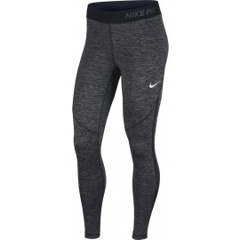 Nike PRO HYPERCOOL TGHT HEATHER - Damen Sportleggings