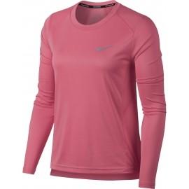 Nike MILER TOP LS W - Damen Lauftop