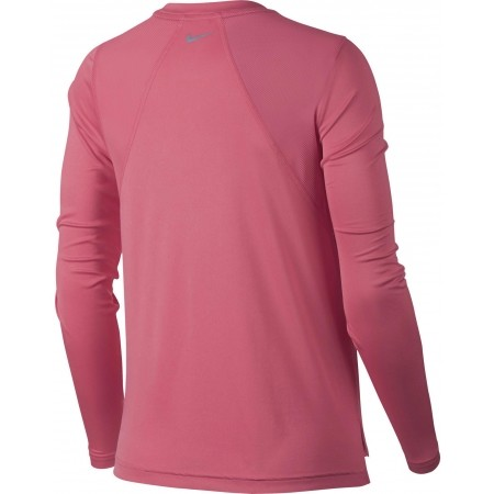 Damen Lauftop - Nike MILER TOP LS W - 2