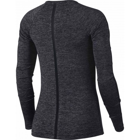 Damen Top - Nike HPRCL TOP LS HEATHER W - 2