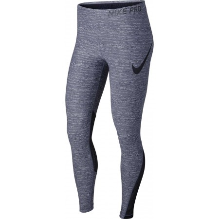 Damen Leggings für das Training - Nike TGHT HEATHER - 1