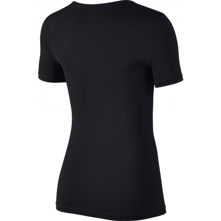 Damen Top - Nike TOP SS ALL OVER MESH W - 2