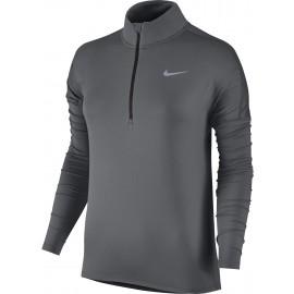 Nike DRY ELMNT TOP HZ W - Damen Lauftop