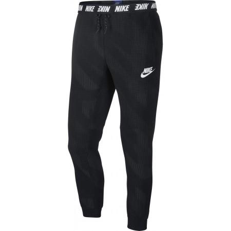 Herren Hose - Nike AV15 PANT FLC AOP - 1