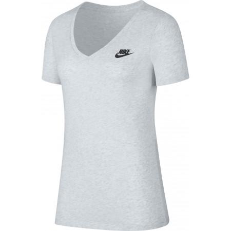 Damen Trikot - Nike TEE VNECK LBR W - 1