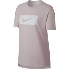 Nike TEE DROP TAIL SWSH PK W - Damen Trikot