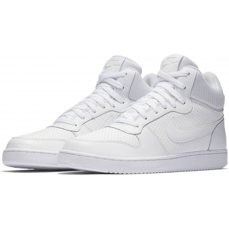 Herren Lifestyle Schuh - Nike COURT BOROUGHT MID - 3