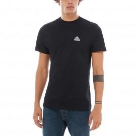 Vans M SKETCHY RIPPER BLACK - Herren T- Shirt
