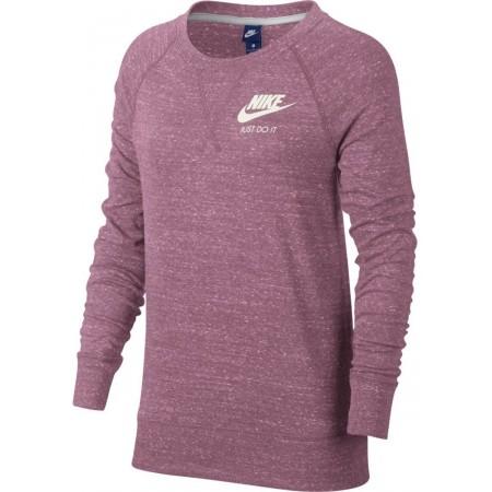 Damen Hoodie - Nike GYM VNTG CREW W - 1