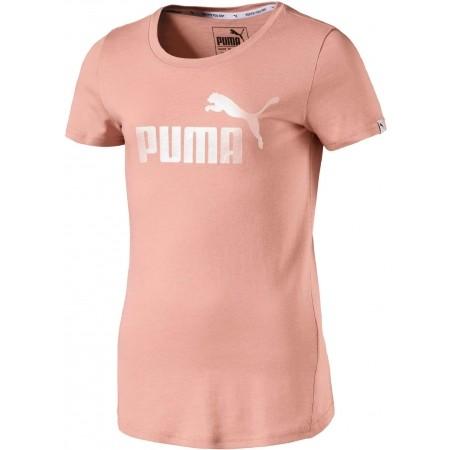 Mädchen Trikot - Puma STYLE ESS LOGO TEE