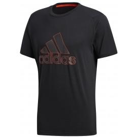 adidas COMMERCIAL GENERALIST TEE PES - Herren T-Shirt