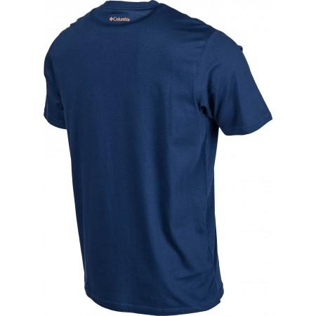 Herren T-Shirt - Columbia ROUGH N ROCKY SHORT SLEEVE TEE - 3