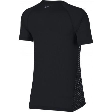 Damen Lauftrikot - Nike DRI-FIT MILER TOP SS GX - 2