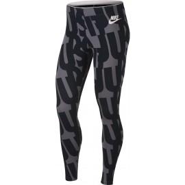 Nike LGGNG CLUB AOP JDI W - Leggings für Damen