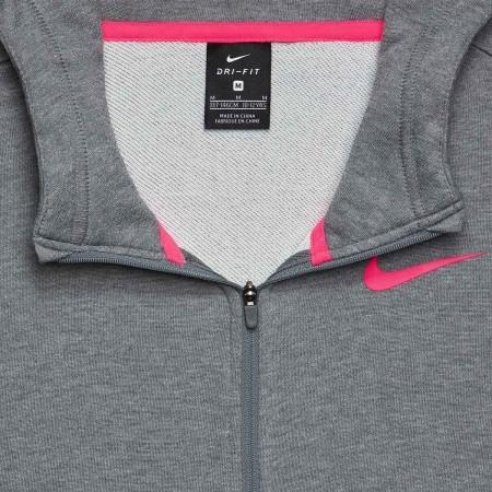 Mädchen Hoodie - Nike DRI-FIT HOODIE FZ CORE STUDIO - 4