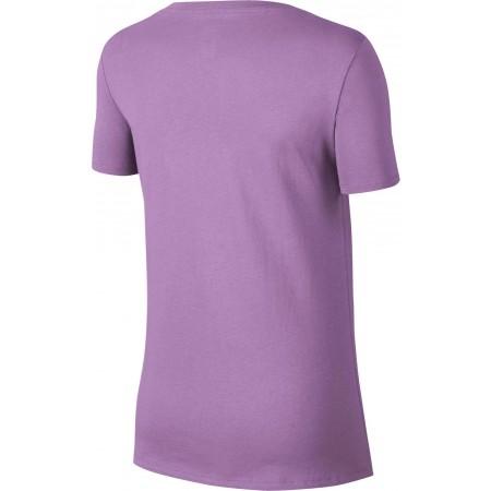 Damen T-Shirt - Nike TEE VNECK LBR W - 2