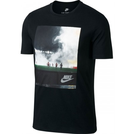 Herren T-Shirt - Nike TEE CNCPT BLUE 5 - 3