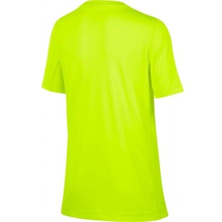 Trainingstop für Jungen - Nike DRY TOP SS LEG GFX B - 2