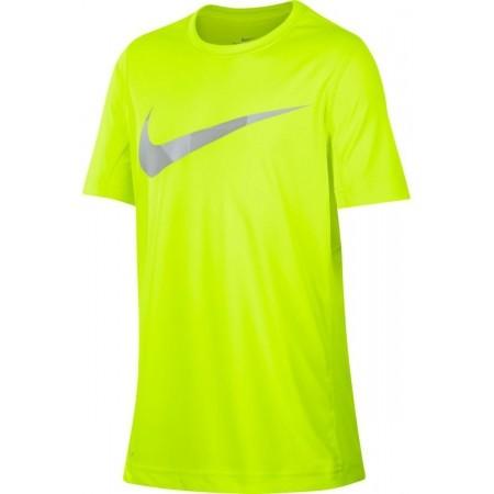 Trainingstop für Jungen - Nike DRY TOP SS LEG GFX B - 1