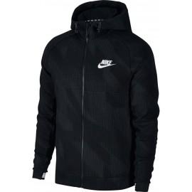 Nike AV15 HOODIE FLC FZ AOP - Herren Sweatshirt