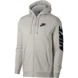 Nike HOODIE FT FZ HYBRID - Herren Sweatshirt mit Kapuze