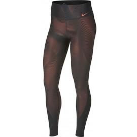 Nike POWER TGHT POLY PRINT - Damen Leggings