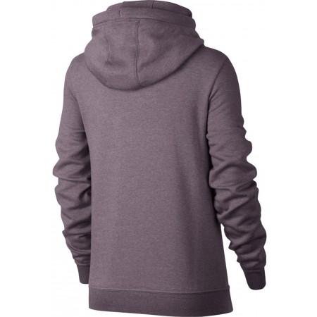 Damen Sweatshirt mit Kapuze - Nike FUNNEL NECK HOODIE W - 2