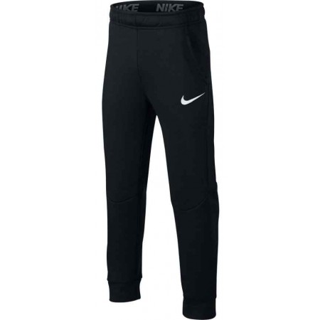 Hose für Jungen - Nike DRY PANT TAPER FLC B - 1