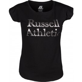 Russell Athletic ATHLETIC  SILVER TEE - Damen Trikot