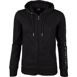 Russell Athletic ATHLETIC SILVER HOODY - Damen Hoodie