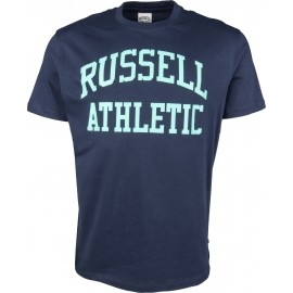 Russell Athletic S/S CREW TEE WITH CLASSIC ARCH LOGO PRINT - Herren T-Shirt