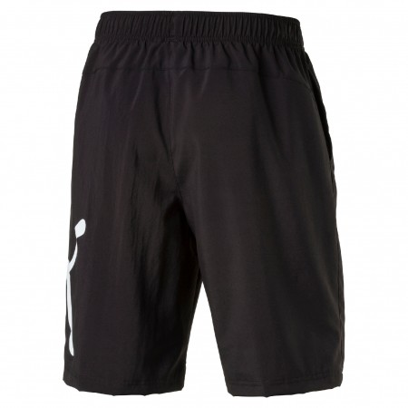 "Herren Sportshorts - Puma ESS BIG CAT WOVEN SHORT 10"" - 2"
