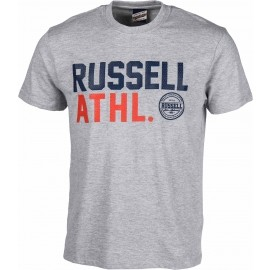 Russell Athletic S/S CREW NECK TEE - Herren T-Shirt