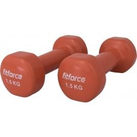 Fitforce 2x 1,5KG Hanteln