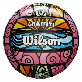 Wilson GRAFFITI MINI VB - Beachball