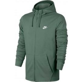 Nike HOODIE FZ JSY CLUB - Herren Fleecejacke