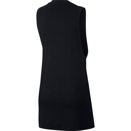 Damen Kleid - Nike SPORTSWEAR DRSS METALLIC - 2