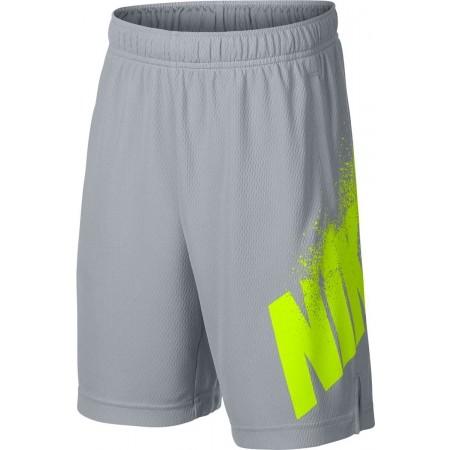 Kurze sportliche Trainingshose für Jungen - Nike DRY SHORT GFX - 1