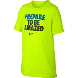 Nike DRY LEG TEE TO BE AMAZED - Jungen T-Shirt