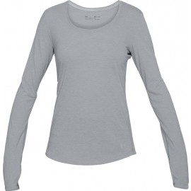 Under Armour THREADBORNE STREAKER LONG SL - T-Funtionsshirt für Damen