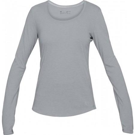 T-Funtionsshirt für Damen - Under Armour THREADBORNE STREAKER LONG SL - 1
