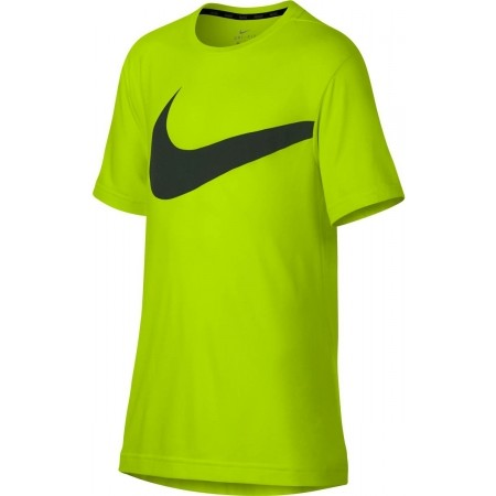 Trainingsshirt für Junioren - Nike BREATHE TOP SS HYPER GFX - 1